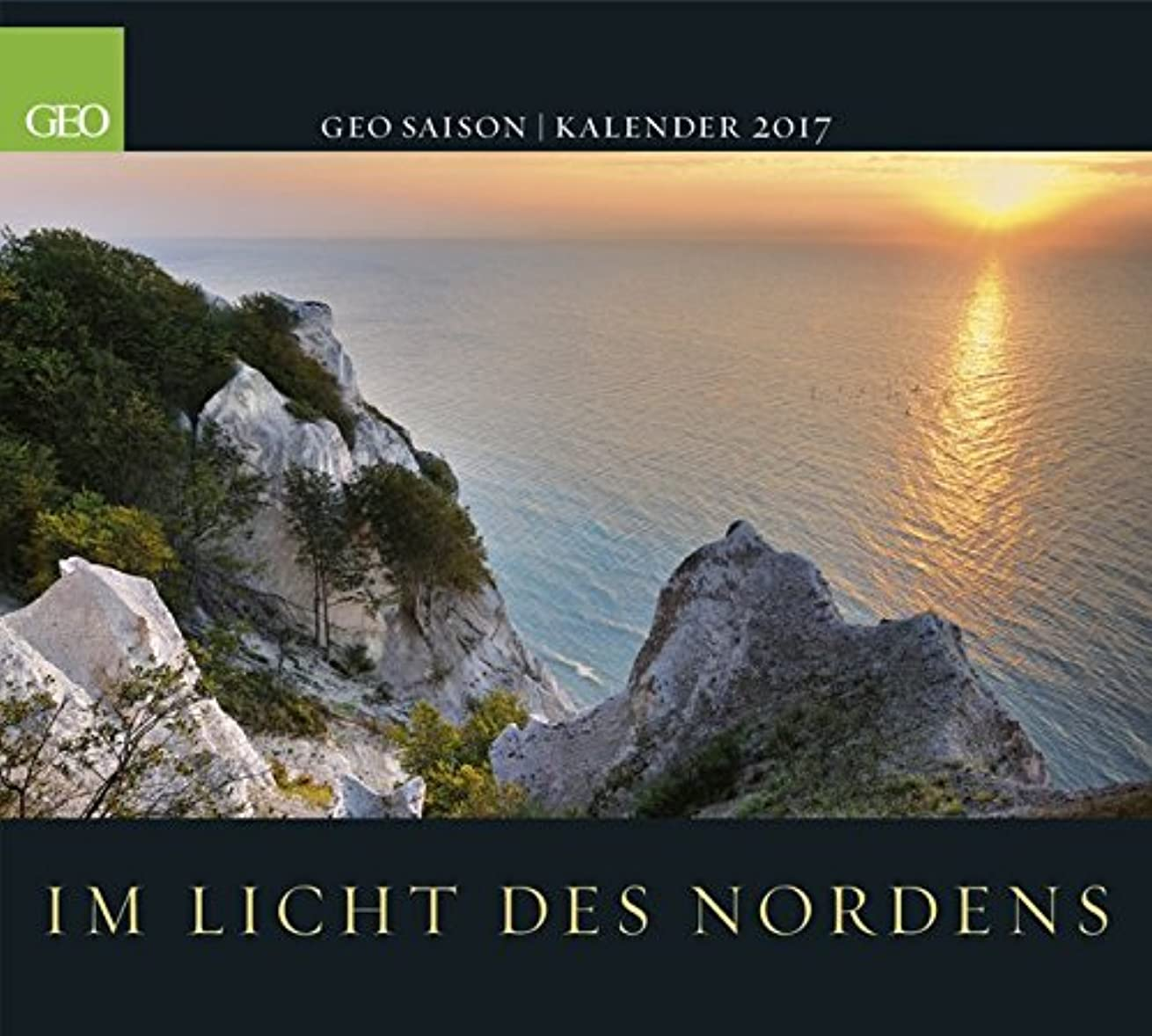 避けられない真向こうキャッシュGEO Saison: Im Licht des Nordens 2017