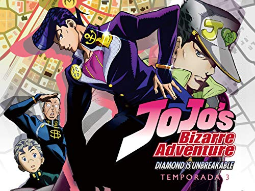 JoJo's Bizarre Adventure: Diamond Is Unbreakable - Temporada 3