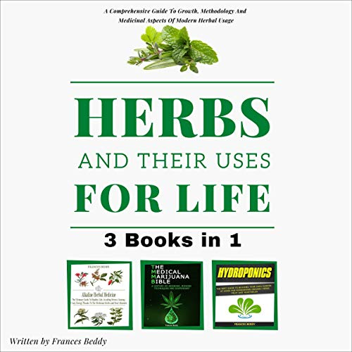 Herbs and Their Uses for Life Titelbild