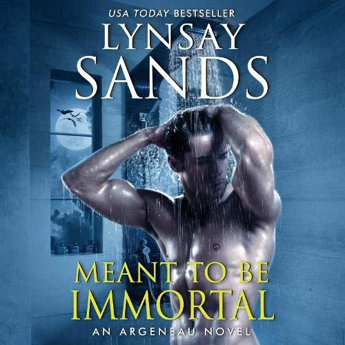 Meant to Be Immortal cover art