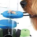 Hundespielzeug Spielturm mit Leckerlispender