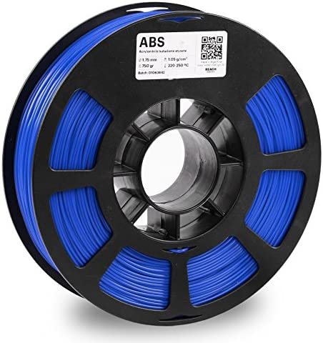 KODAK ABS Filament 1 75mm for 3D Printer Blue Dimensional Accuracy 0 03mm 750g Spool 1 7lbs product image