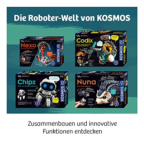KOSMOS Chipz Roboter - 12