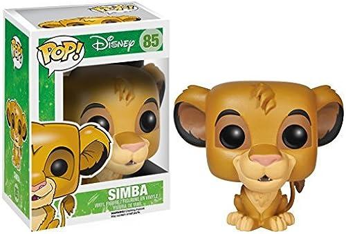 comprar nuevo barato Funko POP  Disney  The Lion King King King Simba Action Figure by FunKo  estar en gran demanda