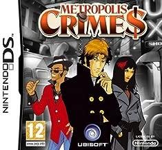 Metropolis Crimes (Nintendo-DS)