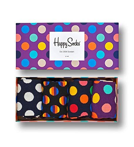 Happy Socks (XBDO09-0100) 41/46 Dot Gift Box