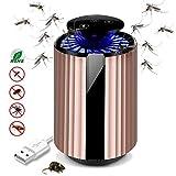Moustique Zapper Tente lumière, MOGOI Tueur de Moustiques LED USB Powered, Non...