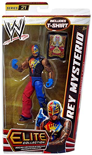 WWE Elite Collection Rey Mysterio Figurine d'action