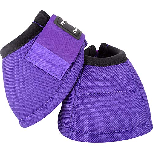 Classic Equine Dyno Overreach Boots S violett