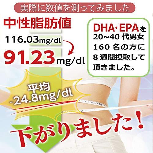さくらの森きなり極(きわみ)中性脂肪を低下させる【機能性表示食品】国産DHA・EPAサプリ(1袋)