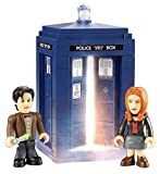 Doctor Who Character Building Il Tardis Mini Construction Playset