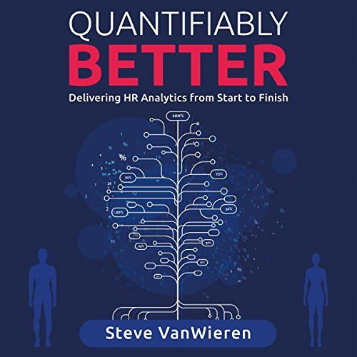 Quantifiably Better audiobook cover art