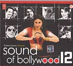 Sound of Bollywood Vol 12 [Song Dvd] Compilation Videos of 2010/2011 Super Hits From Bollywood Films