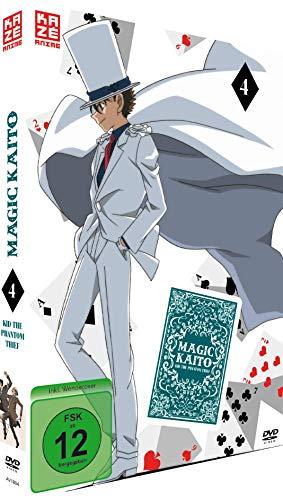 Magic Kaito: Kid Phantom Thief - Staffel 1 - Vol.4 - [DVD]