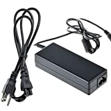 Digipartspower Compatible Replacement AC Adapter for LG 24MA31D 24MA31D PU 24' LED LCD HDTV Charger Power Supply Cord