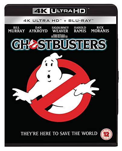 Ghostbusters (Original) 4K Ultra Hd + Blu-Ray [Edizione: Regno Unito]