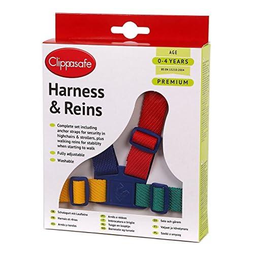 Clippasafe Redinelle - Multicolore