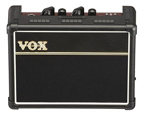 VOX ギター用 超小型 ミニアンプ AC2 RhythmVOX リズムボックス 自宅練習に最適 電池駆動 エフェクト リズ...