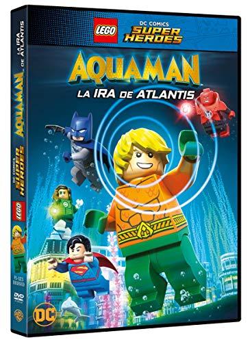 Lego Dc Super Heroes: Aquaman: La Ira De Atlantis [DVD]