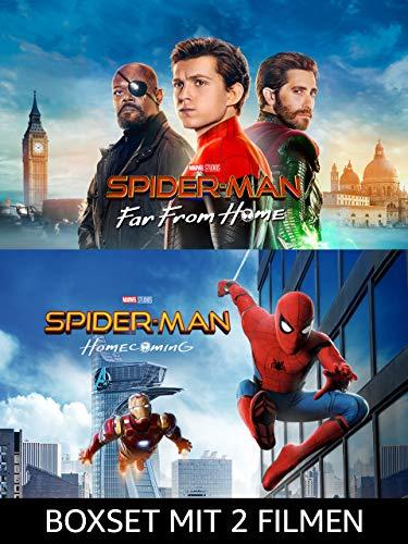 Spiderman - Das 2er Film-Boxset