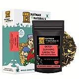 HAYMAN NATURAL'S Hayman Naturals Detox Slimming Green Tea for Weight Loss and Belly