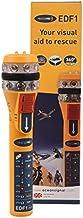 Ocean Signal EDF1 Electronic Distress Flare - LED - Waterbestendig Sprayproof - Geavanceerde LED- technology - veilige wer...