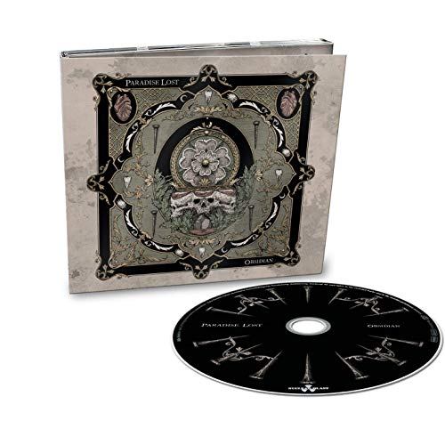 Obsidian (Ltd.Digipak Incl.2 Bonus Tracks)