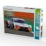 CALVENDO Puzzle Rene Rast, Audi RS5 DTM 1000 Teile Lege-Größe 64 x 48 cm Foto-Puzzle Bild von Tobias Gorges