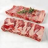 Glatt Kosher Beef Back Ribs - 3lb Pack