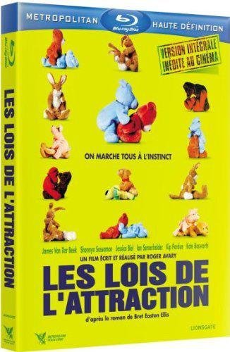 Les Lois de l'attraction [Blu-ray] [Édition Collector - Version Intégrale]