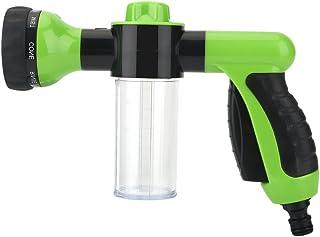 Zerodis Pistola de Espuma Lavadora a presión Lavado de Autos Pistola de pulverización 6m(Verde)
