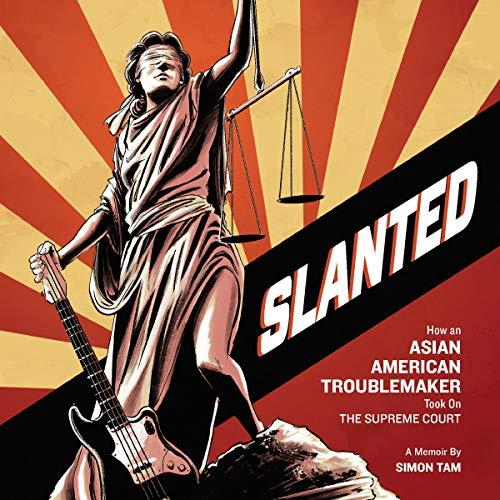 Slanted Audiobook By Simon Tam cover art