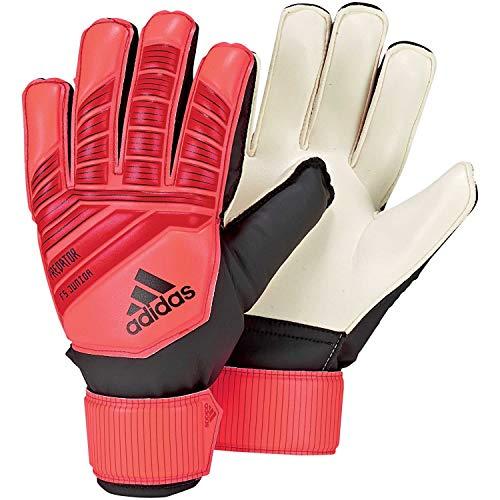 adidas Kinder Predator Top Training Fingersave Torwarthandschuhe, Active Red/Solar Red/Black, 3