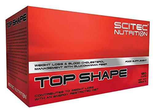 Scitec Nutrition Top Shape quemador de grasa 180 cápsulas