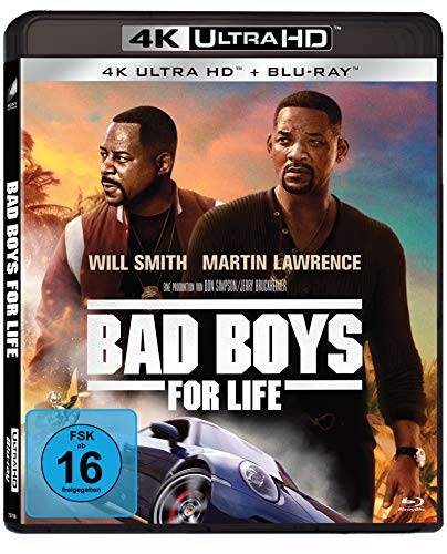 Bad Boys for Life (4K Ultra HD) (+ Blu-ray 2D)