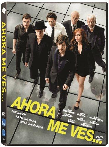 Ahora Me Ves (Import Dvd) (2013) Jesse Eisenberg; Dave Franco; Morgan Freem
