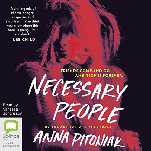 Page de couverture de Necessary People