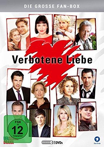 Verbotene Liebe - Die große Fan-Box (inkl. Vergeltung) (11 DVDs)