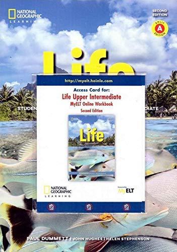 Life - BrE - 2nd ed - Upper-Intermediate: Combo Split A + MyLifeOnline (Online Workbook) + LETT