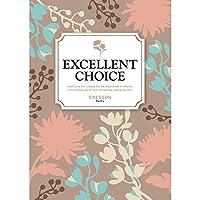 シャディ カタログギフト EXCELLENT CHOICE (エクセレントチョイス) クレソン 包装紙:フルール
