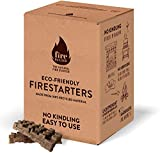 <span class='highlight'>Natural</span> <span class='highlight'>Firelighters</span> For <span class='highlight'><span class='highlight'>Wood</span></span> Burners and Open Fires. No Kindling or Wrapped Up Newspaper Required. Smokeless and Odorless. Up to 10 Fires.