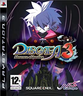 Jogo Disgaea 3: Absence of Justice - Ps3