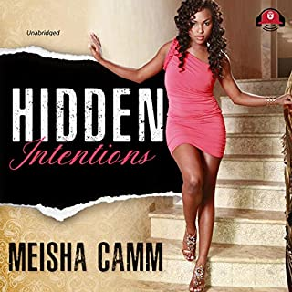 Hidden Intentions audiobook cover art