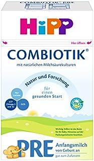 HiPP 喜宝 Pre Bio Combiotik婴儿奶粉(适用年龄:0月+) 4盒装(4 x 600克)