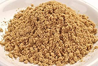 Jengibre en polvo orgánico 1 kg Bio Molido ecológico, aromático para el Té, 100% natural 1000g
