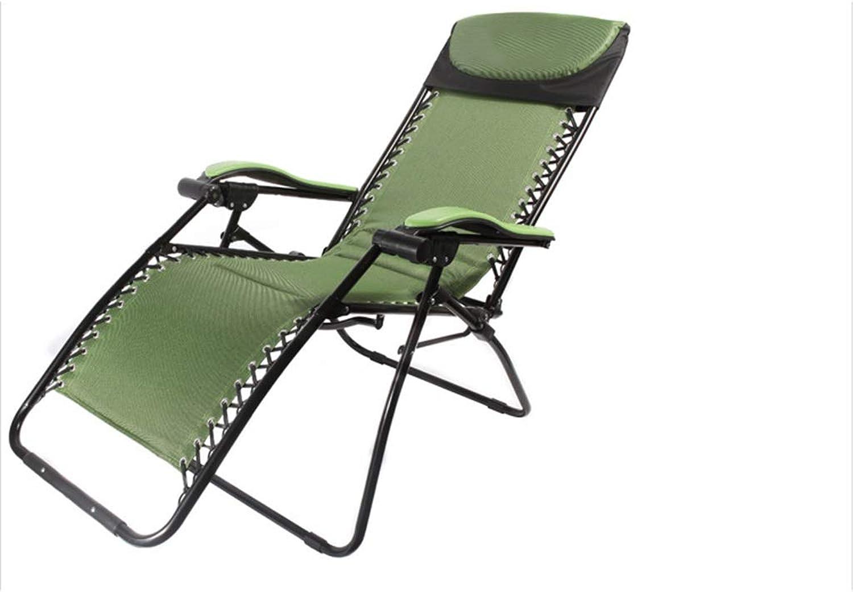 Nap Folding Chair, nap Bed, Office Sofa, Single Bed, Portable Beach Chair, Fishing Chair ZJJLX