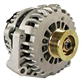 DB Electrical 400-12236 NEW ALTERNATOR HIGH OUTPUT 220 Amp Compatible with/Replacement for 4.3L 4.3 4.8L 4.8 5.3L 5.3 6.0L 6.0 CHEVROLET SILVERADO 03 04 05 2003-2005 8292 18000002 15220109 15847291