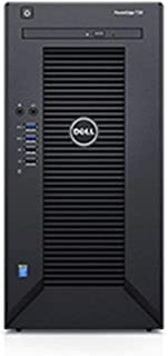 2019 Newest Flagship Dell PowerEdge T30 Premium Business Mini Tower Server System Desktop Computer, Intel Quad-Core Xeon E3-1225 v5 Up to 3.7GHz, 16GB UDIMM RAM, 2TB HDD, DVDRW, HDMI, No OS, Black