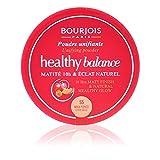 Bourjois - Healthy balance unifying powder beige, maquillaje en polvo, tono hale clair