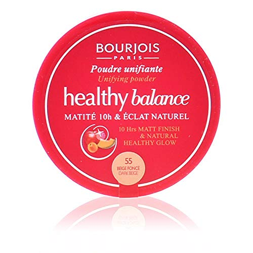 Bourjois Healthy Balance Unifying Poudre 56 Bronze Clair 9 g